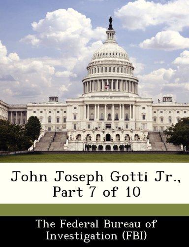 John Joseph Gotti Jr., Part 7 of 10 (Gotti John Jr)