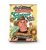 Frech lustige Seife 100g Pflanzenölseife Aloe Vera (Gärtner)