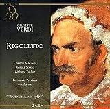 Verdi : Rigoletto. MacNeil, Scotto, Tucker, Previtali.