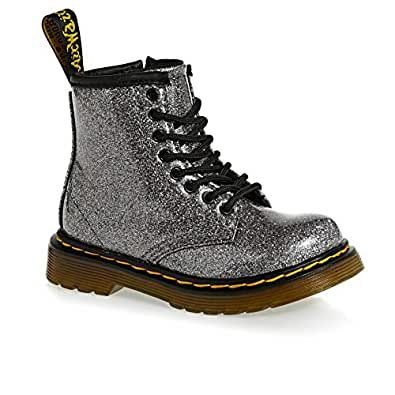 79782af7ac52 Dr. Martens Girls   1460 Glitter T Ankle Boots  Amazon.co.uk  Shoes ...