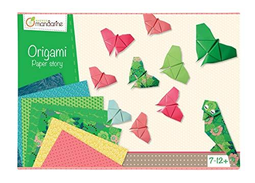 Avenue Mandarine 42720O Une Boîte Créative - Origami
