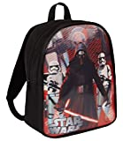 Star Wars-The Clone Wars Darth Vader Jedi Yoda Ragazzi Zaino - nero -
