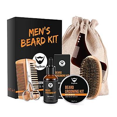 Bartpflege Set 8-Teilig Leave-in