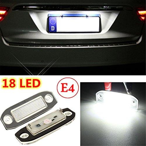 2-x-led-licence-number-plate-light-pour-volvo-c70-s40-s60-v50-v60-v70-xc60-xc90
