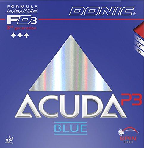 Tischtennis-Belag Acuda P3 Blue