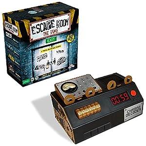 Unbekannt Identity Games 0604014 Escape Room The Game - Juego de Mesa (Contenido en alemán)