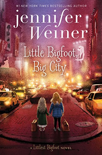 Little Bigfoot, Big City (The Littlest Bigfoot Book 2) (English Edition) (York Bigfoot In New)