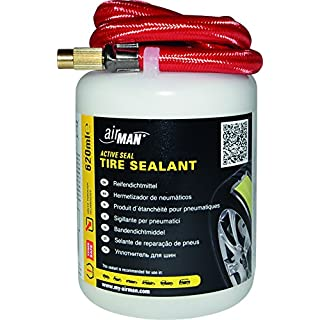 AirMan 64-010-013 Valve Through Sealant Reifendichtmittel, 620 ml