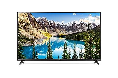 LG 55UJ6309 139 cm (55 Zoll) Fernseher (Ultra HD, Triple Tuner, Smart TV, Active HDR)
