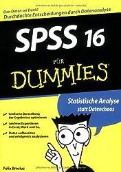 SPSS 16 für Dummies