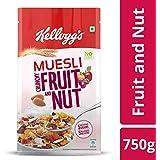 Kellogg's Muesli Crunchy Fruit and Nut, 750 g