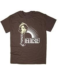 Balcony Shirts 'Nez - Michael Nesmith Pez Dispenser' Mens T Shirt