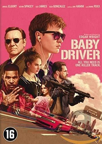 DVD - Baby Driver (1 DVD)