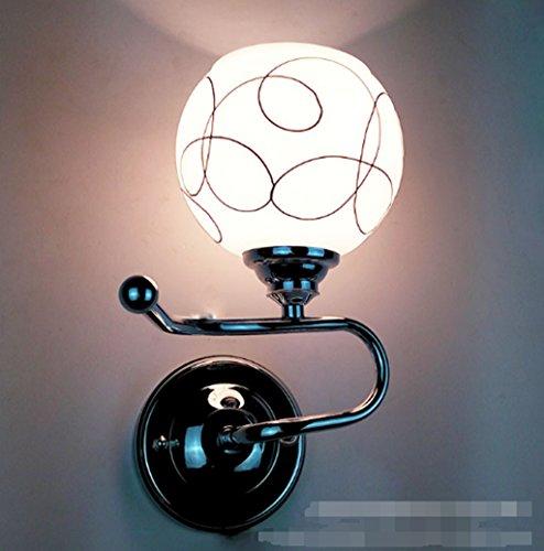 Een Modern, kreativ, Wandleuchte, Schlafzimmer, Nachttisch, Wandleuchte, Spiegellampe, Hotel, Ingenieurwesen, Beleuchtung, Lampe een