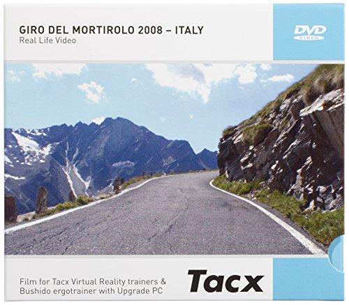 TACX FORTIUS I   MAGIC DVD CLIMBS COLLECTION I GIRO DEL MORTIROLO 2008   ITALY