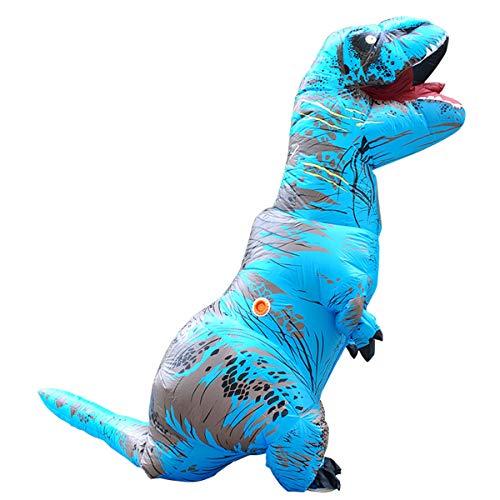 Dinosaurier-Kostüm, aufblasbare Dinosaurier-Kostüme, die coolsten Kostüme für Halloween/Weihnachten / Makeup-Partys, Kinderparadies, Tyrannosaurus Kostüme