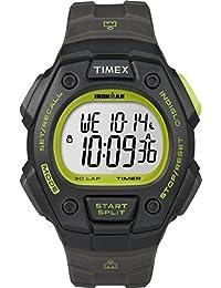 Timex Ironman Classic 30 Lap Black/Green T5K824