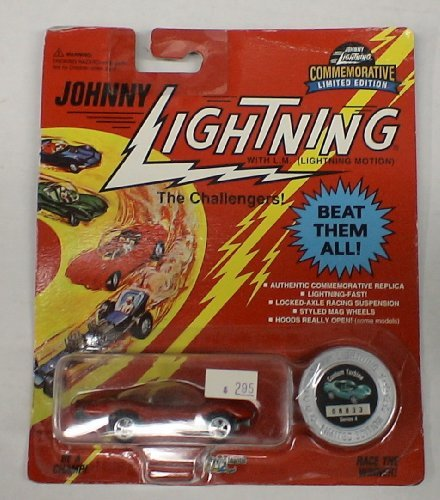 Johnny Lightning the Challengers DIE Cast CAR Custom Turbine by Playing Mantis (Diecast Lightning Johnny Cars)