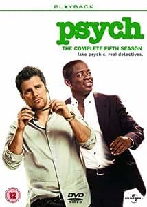 Psych: Season 5 [DVD]