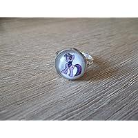 anillo Cabochon 12 mm ø - MLP / My little pony