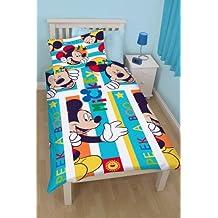 Mickey Mouse Boo Soltero Funda Nórdica Rotary