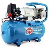 Kompressor 0,7 PS / 15 l / 10 bar / 24 Volt Typ DC24-225/15