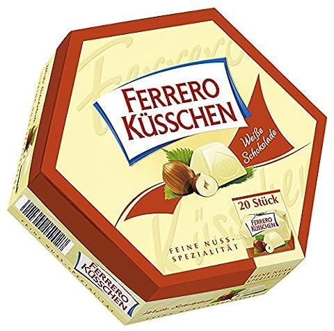 Ferrero Küsschen Weiße Schokolade, 8er Pack (8x 178 g)