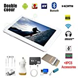 G-Anica®Tablette tactile 9' (22,86cm) - Android 4.4.2, Dual-core,...