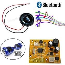 Hoverboard Bluetooth PCB y kit de altavoces - Se adapta a Swegway Hoverboard - Módulo Bluetooth