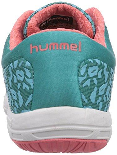 Hummel daystar, Scarpe da Ginnastica da Donna Blu (Blau (Latigo Bay 8261))