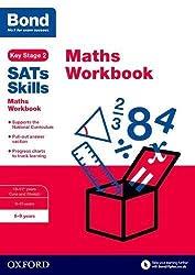 Bond SATs Skills: Maths Workbook 8-9 Years