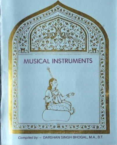 Indian Musical Instruments (English Edition) por Darshan Bhogal