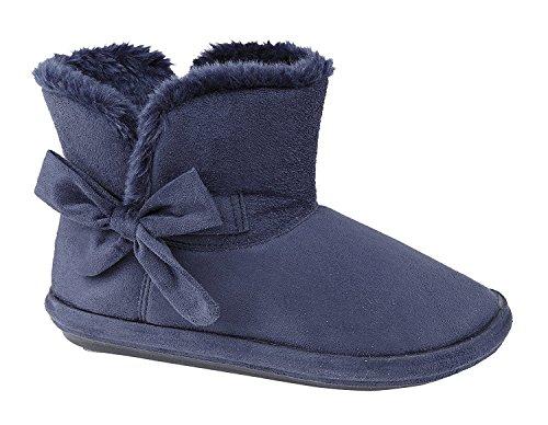 Jyoti, Pantofole donna Bleu Marine