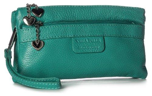 Big Handbag Shop, Poschette giorno donna Blu (turchese)