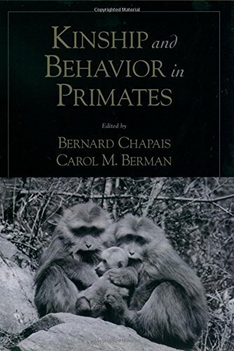 Kinship and Behavior in Primates (2004-03-04)