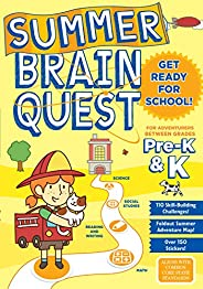 Summer Brain Quest: For Adventures Between Grades Pre-K &am