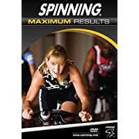 Spinning® Fitness DVD Maximum Results - Bicicletas estáticas fitness (tensiómetro, interior), color n/a, talla UK: NA
