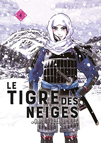 Le Tigre des Neiges Edition simple Tome 4
