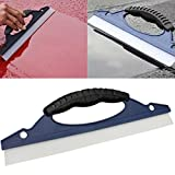 Car Water Wiper, Oyedens Silicone Water Scraper Blade Squeegee Vehicle Windshield Window Washing Cleaning Tools