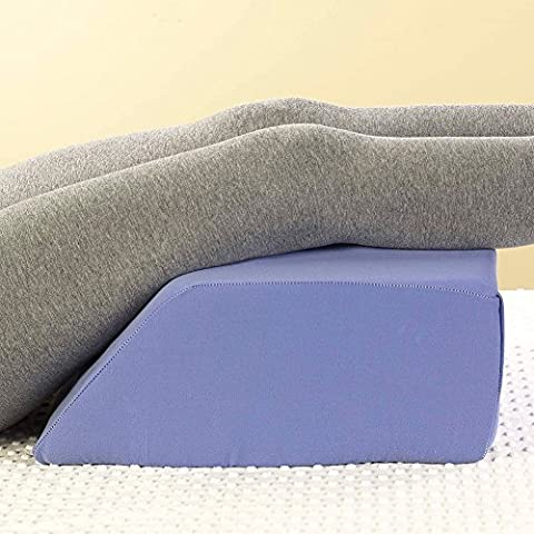 Therapeutic Leg Pillow Elevates Relieves Back Pressure & Joint Muscle Stress by PPR Direct