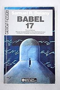 Babel 17 par  Samuel R. Delany