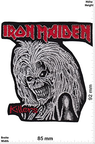 Parches   Iron Maiden   Killers   HQ   Música  Iron