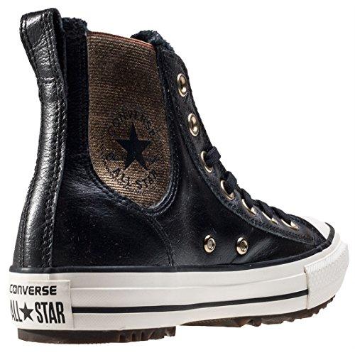 Converse Chucks Winter Black/Black/Egret