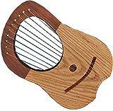 Nouvelle Lyre harpe en bois de sheesham 10cordes en métal/Lyra harpe 10cordes