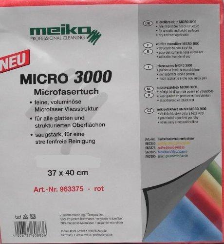 Meiko micro 3000 rot 37x40cm 140g