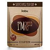 I'm Choco Pro: Proteine Vegane in polvere ad altissima percentuale proteica | Proteine Vegetali Senza glutine, soia o lattosio | Ingredienti naturali e 100% biologici | 500g | Cioccolato