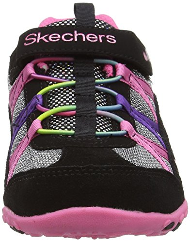 Skechers Breathe-Easy Mädchen Sneakers Mehrfarbig (Bkmt)