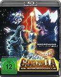 Godzilla vs. Spacegodzilla [Blu-ray]