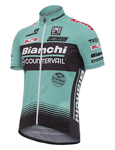 santini-bianchi-countervail-short-sleeve-shirt-mens-bianchi-countervail-multi-coloured-xl