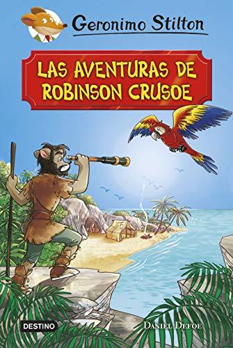 Las aventuras de Robinson Crusoe: Grandes Historias eBook: Stilton ...